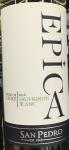 San Pedro 'Epica' Sauvignon Blanc 2016(750ML)