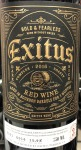 Exitus Aged in Bourbon Barrel Red Blend (.750L)