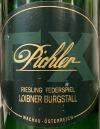 FX Pichler Riesling Federspiel Loibner Burgstall Wachau 2012 (750ML)