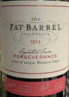 Fat Barrel Perseverance Red 2014 (750ML)