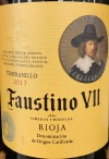 "Faustino ""VII"" Rioja Red 2017 (750ML)"