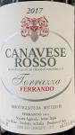 Ferrando La Torrazza Canavese Rosso 2018 (750ml)