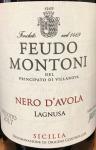 Feudo Montoni Sicilia Nero d'Avola Lagnusa 2017 (750ML)