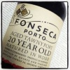 "Fonseca ""20 Year Old"" Tawny Porto NV (750ML)"