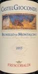 Frescobaldi Castelgiocondo Brunello di Montalcino 2015 (750ML)
