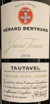 Gerard Bertrand Tautavel Grand Terroir 2016 (750ml)