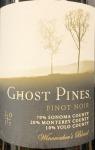 Ghost Pines Winemaker's Blend Pinot Noir 2018 (750ML)