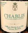 Gilbert Picq Chablis 2018 (750ML)