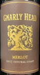 Gnarly Head California Merlot 2017 (750ML)