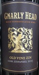 Gnarly Head 'Old Vine Zin' Zinfandel Lodi 2018 (750ml)