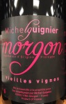 Michel Guignier Morgon Vieilles Vignes Beaujolais 2018 (750ml)