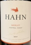 Hahn Winery Merlot 2017 (750ML)