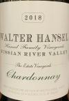 Walter Hansel Russian River Valley Estate Chardonnay 2018 (750ml)