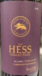Hess' Allomi' Cabernet Sauvignon Napa Valley 2017 (750ML)