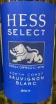 Hess 'Select' Sauv Blanc 2018 (750ml)