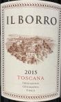 Il Borro Toscana Rosso 2015 (750ml)