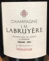J.M. Labruyere Prologue Extra Brut Champagne NV (750ml)