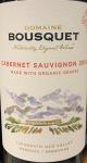 Jean Bousquet Cabernet Sauvignon Tupungato Valley Mendoza 2018 (Organic) (750ML)