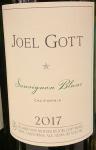 Joel Gott Sauvignon Blanc California 2018 (750ml)
