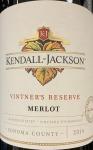 Kendall-Jackson 'Vintner's Reserve' Merlot Sonoma County 2016 (750ml)