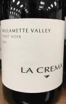 La Crema Pinot Noir Willamette Valley 2018 (750ML)
