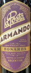 La Posta Bonarda Armando Vineyard 2017 (750ml)
