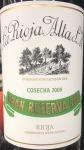 La Rioja Alta 904 Gran Reserva Rioja 2009 (750ml)