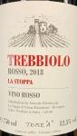 La Stoppa Trebbiolo Rosso 2018 (750ml)