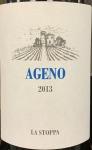 La Stoppa Ageno White 2017 (750ml)