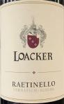 Loacker Raetinello Vernatsch 2017 (750ml)