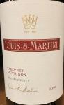 Louis Martini Sonoma Cabernet Sauvignon 2017 (750ML)