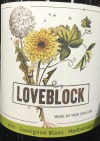 LoveBlock Sauvignon Blanc Marlborough 2018 (Organic) (750ml)