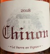 Maison Foucher Chais Chinon Rose 2018 (750ml)