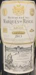 Marques de Riscal Reserva Rioja 2014(750ML)