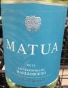 Matua Sauvignon Blanc Marlborough 2016 (750ml) -90pts