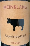 Meinklang Burgenland Red 2017 (750ML)