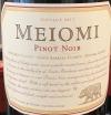 Meiomi Pinot Noir Sonoma County-Monterey-Santa Barbara 2018 (750ml)