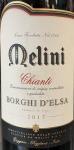 Melini Borghi D'Elsa Chianti 2017 (750ML)