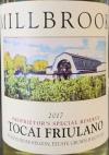 Millbrook Winery Tocai Friulano New York State 2017