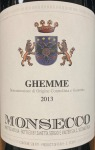 Monsecco Ghemme 2013 (750ml)