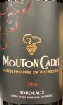 Mouton-Cadet Bordeaux Red 2018 (750ml)