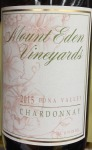 Mount Eden Vineyards Chardonnay Edna Valley Old Vines 2017 (750ml)