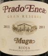Muga 'Prado Enea' Gran Reserva Rioja 2011 (750ml)