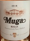 Muga Rose Rioja 2018 (750ML)