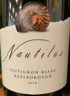 Nautilus Sauvignon Blanc Marlborough 2018 (750ml)
