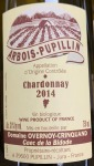 Overnoy-Crinquand Arbois Pupillin Blanc Chardonnay La Bidode 2014 (750ml)