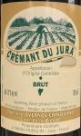 Overnoy-Crinquand Cremant de Jura (750ml)