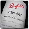 Penfolds 'Bin 407' Cabernet Sauvignon 2016 Barossa Valley (750ML)