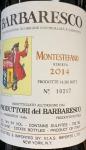 Produttori del Barbaresco Riserva Montestefano Barbaresco 2014 (750ml)