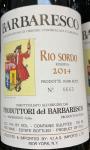 Produttori del Barbaresco Riserva Rio Sordo Barbaresco 2014 (750ml)